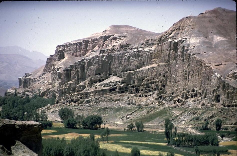 Bamiyan Valley 1960s Afghanistan