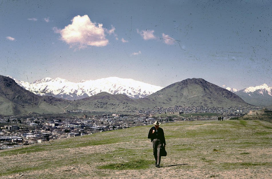 Kabul Afghanistan In The 1960s
