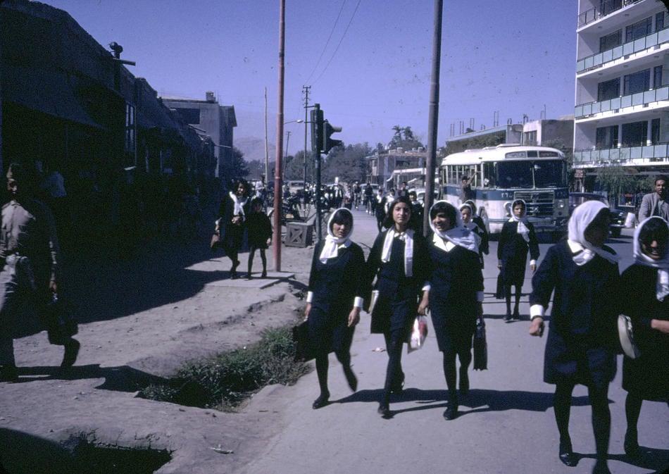 Girls In Afghanistan 1960s