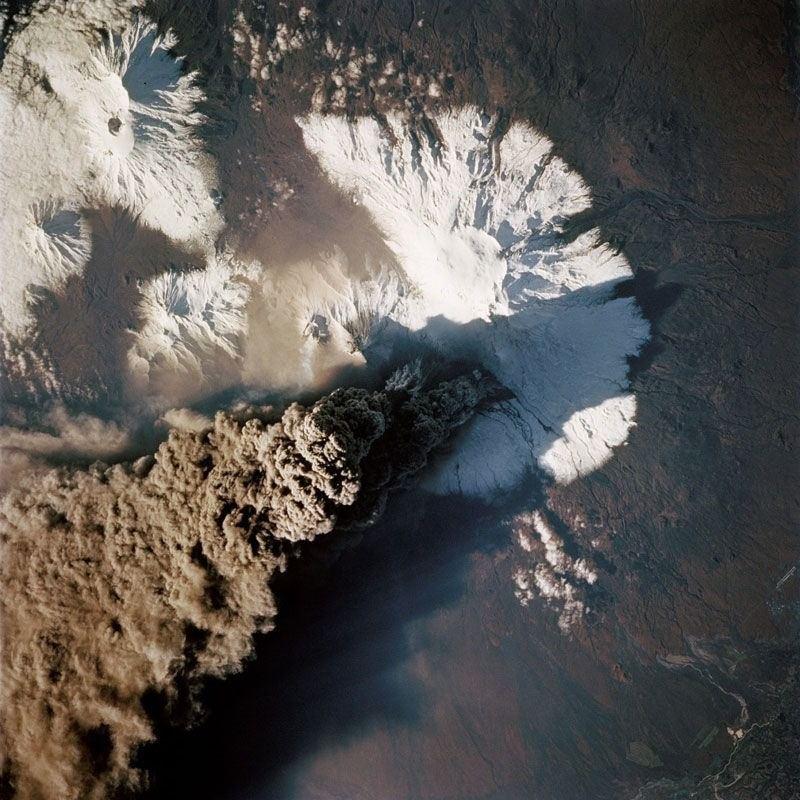 Aerial Volcano 2