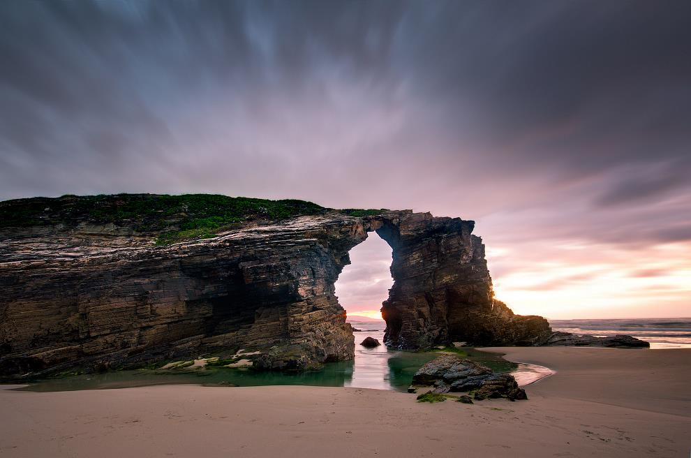 Cathedral Beach Spain