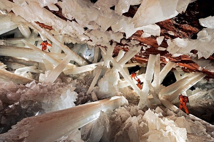 Mexico's Crystal Caves