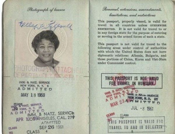Celeb Passports 2