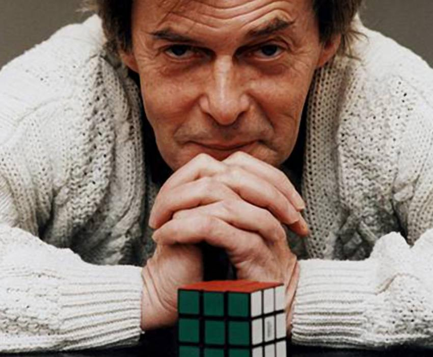 Accidental Toys Erno Rubik