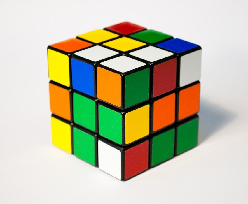 Accidental Toys Rubiks Cube
