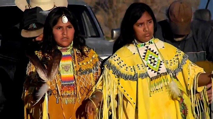Coming Of Age Traditions Apache Girls