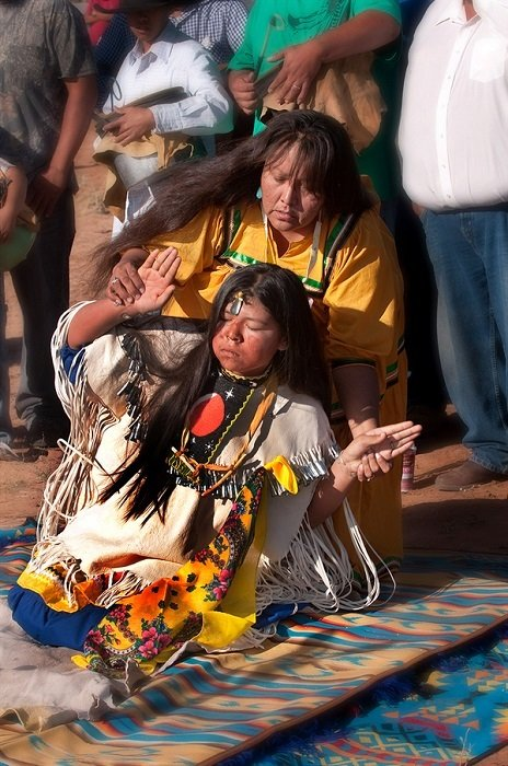 Coming Of Age Traditions Apache Sunrise Ceremony 1