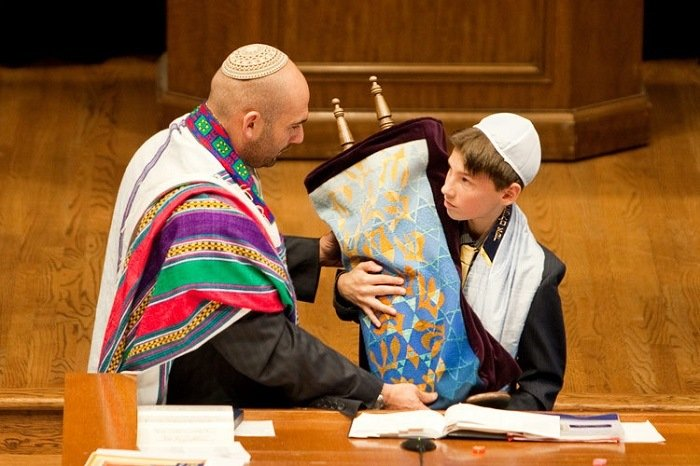Coming Of Age Traditions Bar Mitzvah Ceremony