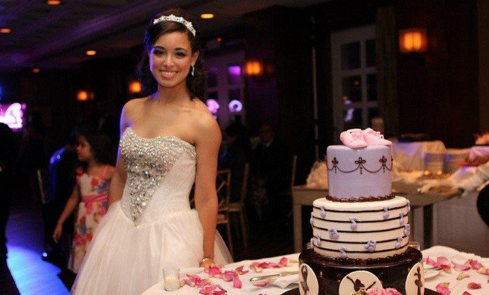 Coming Of Age Traditions Quinceanera Cake