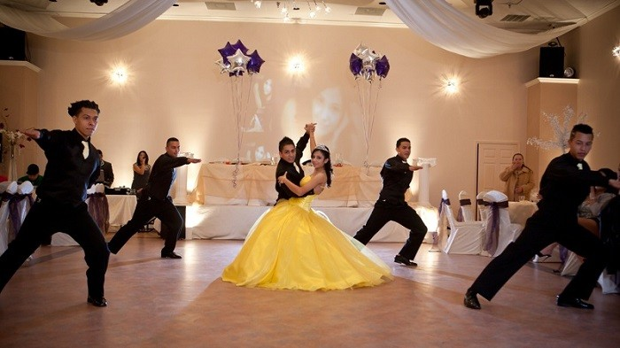Coming Of Age Traditions Quinceanera Dance