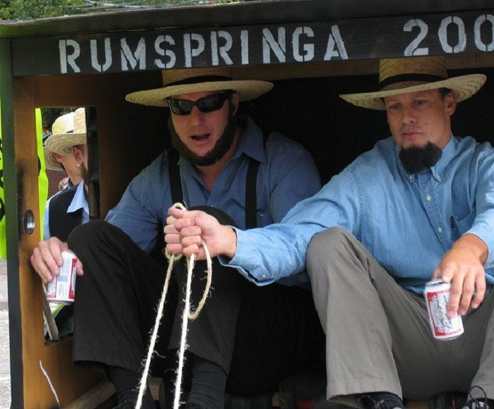 Coming Of Age Traditions Rumspringa Cart