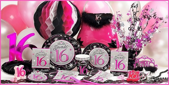 Coming Of Age Traditions Sweet Sixteen Party Favors