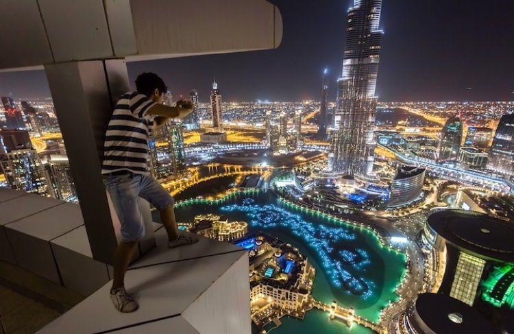 Dubai Rooftops 1