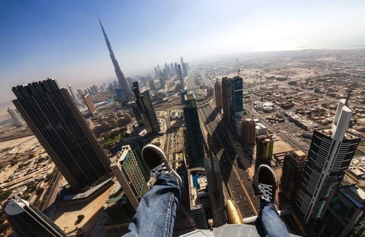 Dubai Rooftops 2