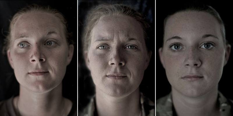 Faces Afghanistan Becky Hitchcock