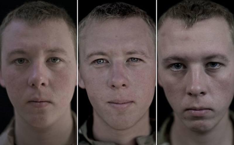 Faces Afghanistan Ben Frater