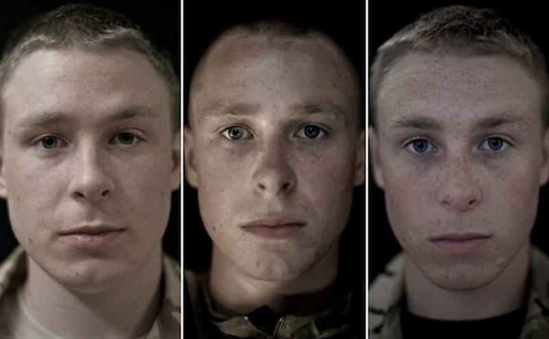 Faces Afghanistan Fraiser Pairman