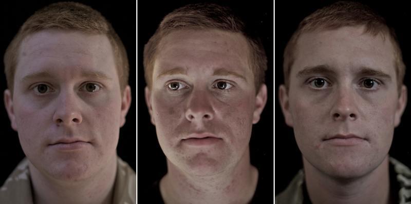 Faces Afghanistan Michael Swan