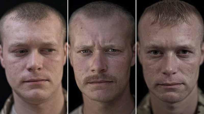 Faces Afghanistan Sean Tennant