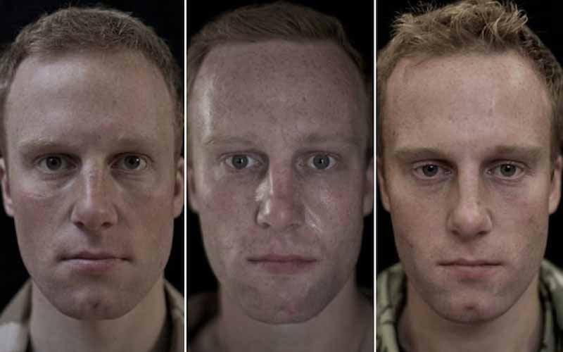 Faces Afghanistan Straun Cunningha\