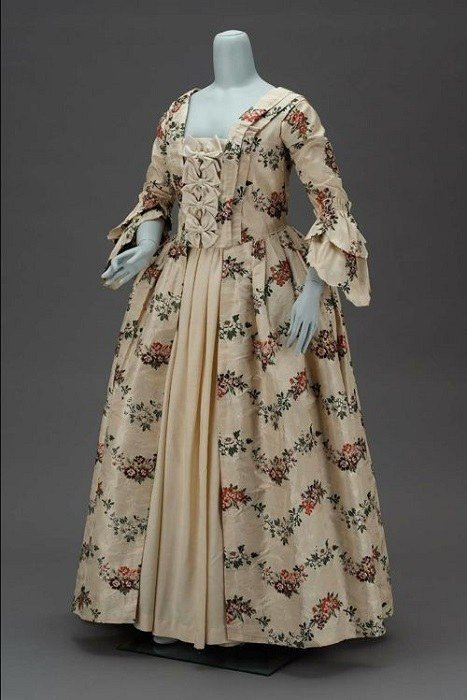 History Of Wedding Gowns 18th Century