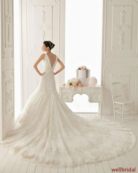 History Of Wedding Gowns 2013