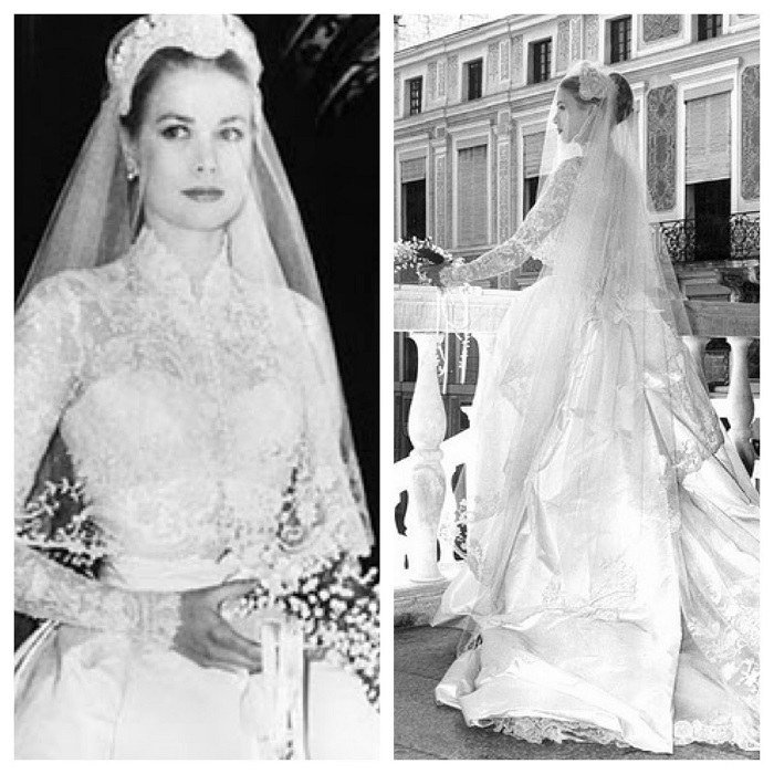 History Of Wedding Gowns Grace Kelly
