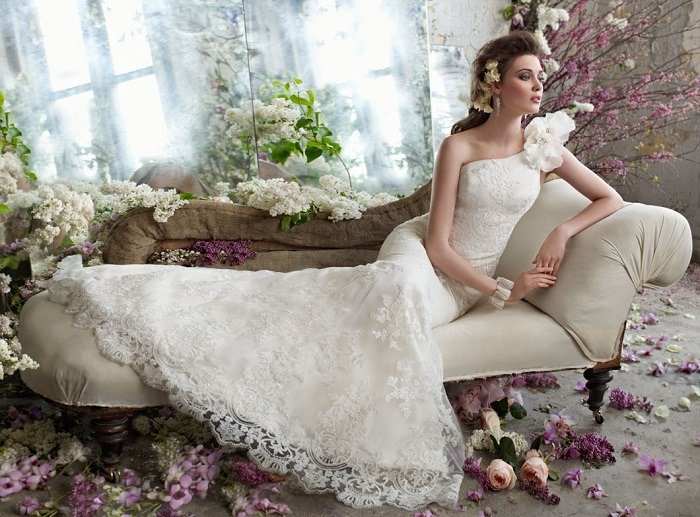 History Of Wedding Gowns Modern