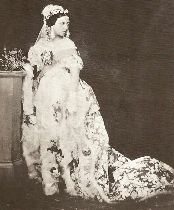 History Of Wedding Gowns Queen Victoria