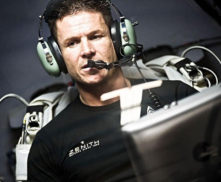 Human Endurance Feats Felix Baumgartner