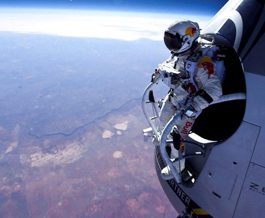 Human Endurance Feats Felix Jump