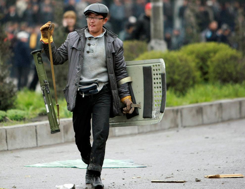 Kyrgyzstan Revolutionary