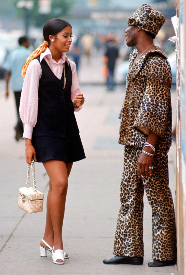New York City Fashion In 1969