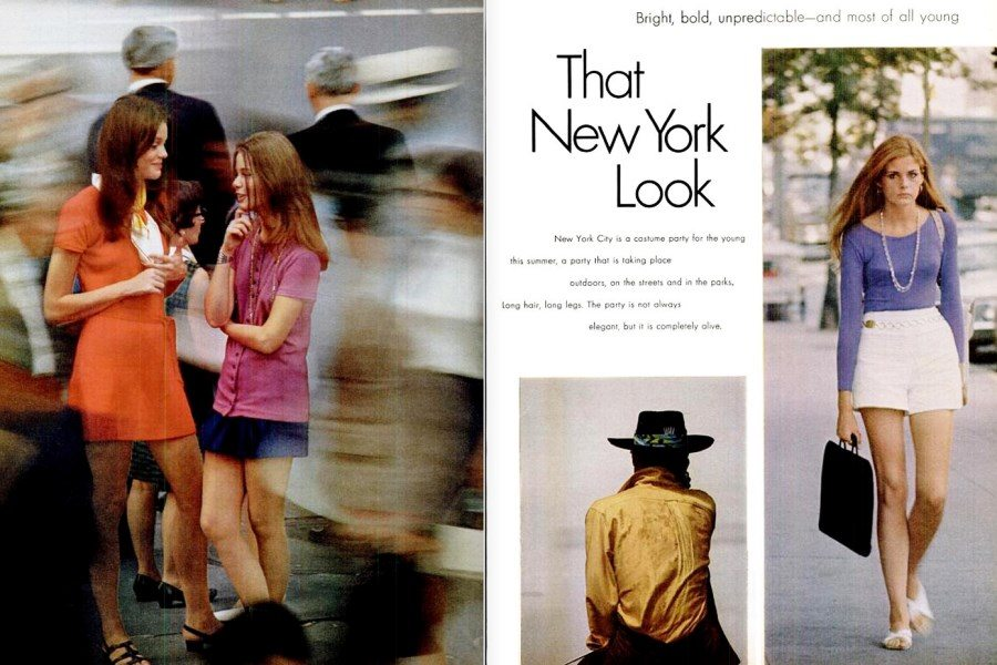 The New York Look Life Magazine