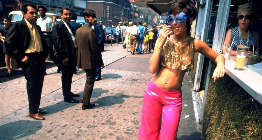 amazing photographs of the summer of 1969 in new york