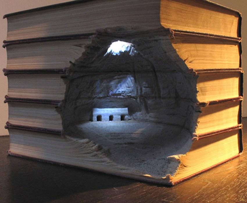 Upcycling Artwork Laramee Cave