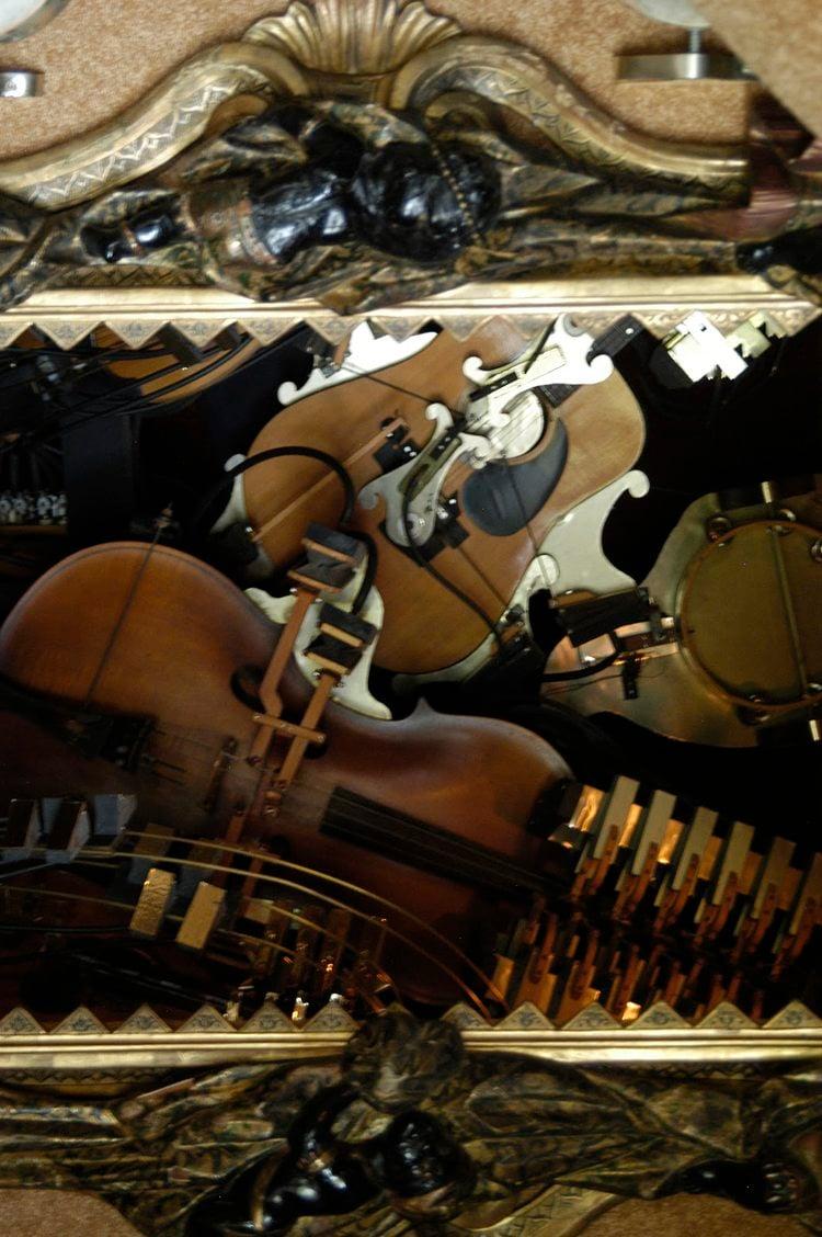 Automated Violins