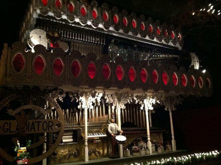 Organ Drummer Soldier