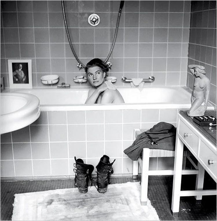 Miller Hitler Bathtub