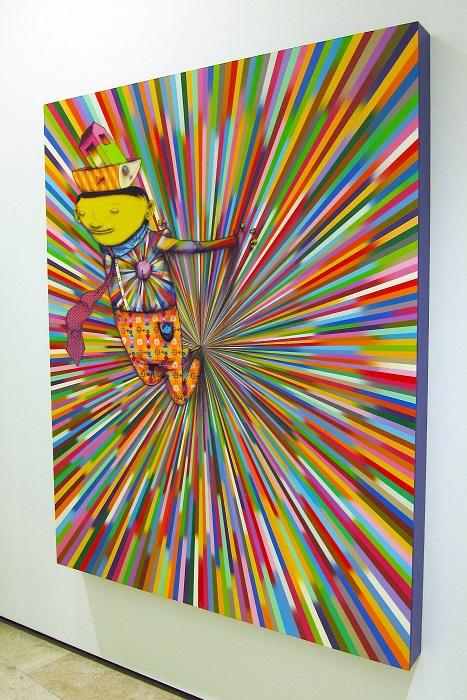 Bright Gallery Print