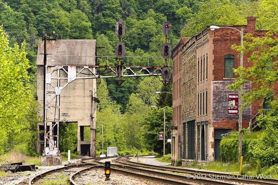 Haunting Abandoned Photographs