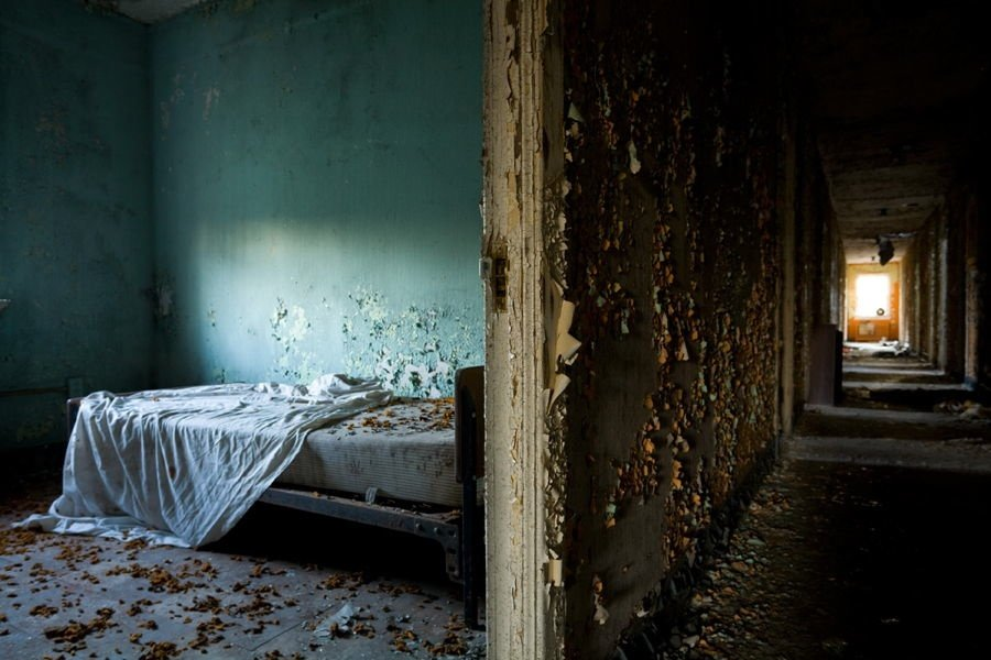 Chilling Abandoned Photographs