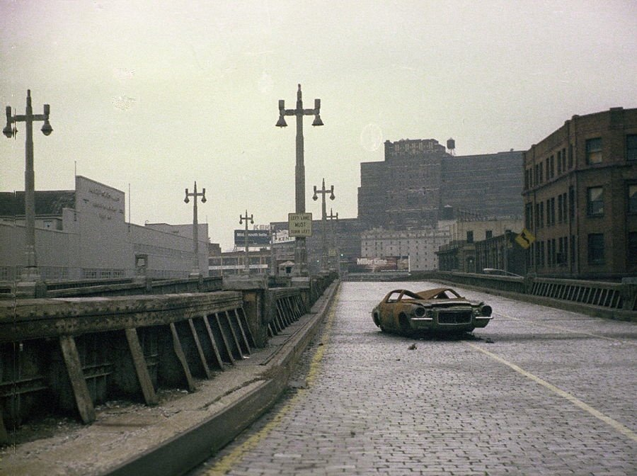 40 Chillingly Beautiful Abandoned Photographs