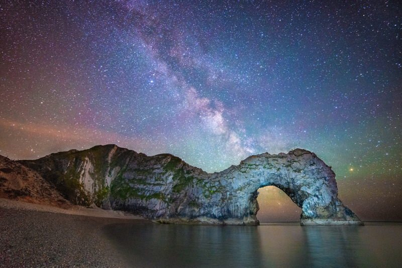 Astronomy Competition Archway To Heaven