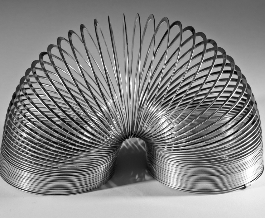 Accidental Toys Slinky