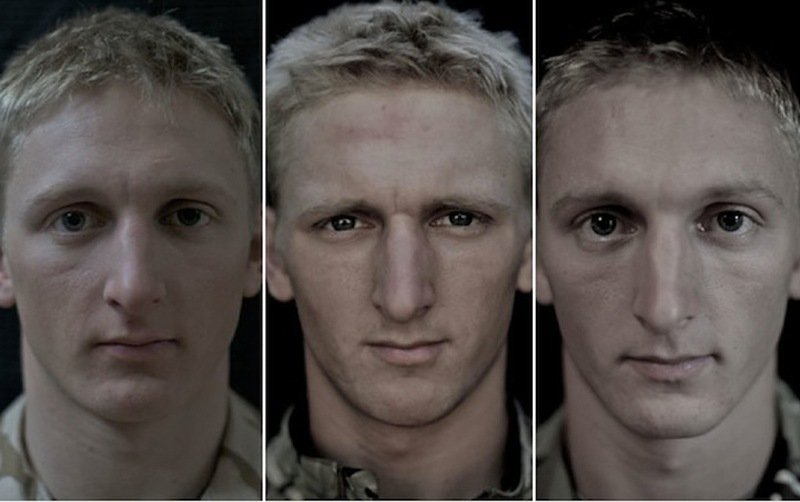 Faces Of Afghanistan Adam Petzsch