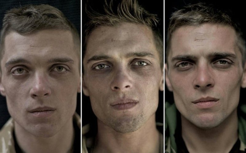 Faces Of Afghanistan Chris Macgregor