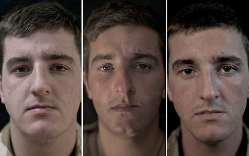 Faces Of Afghanistan Martyn Rankin