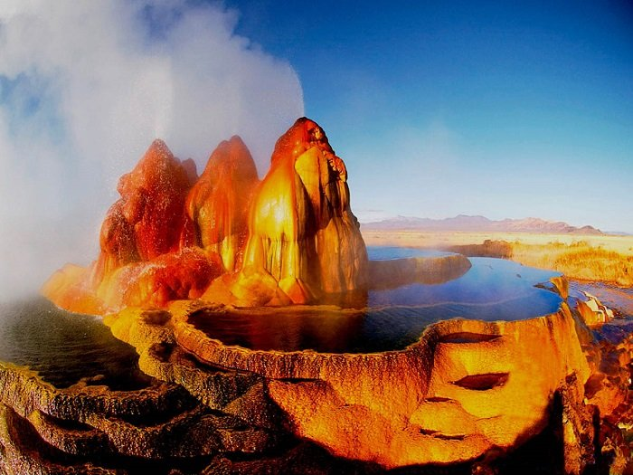 Fly Ranch Geyser