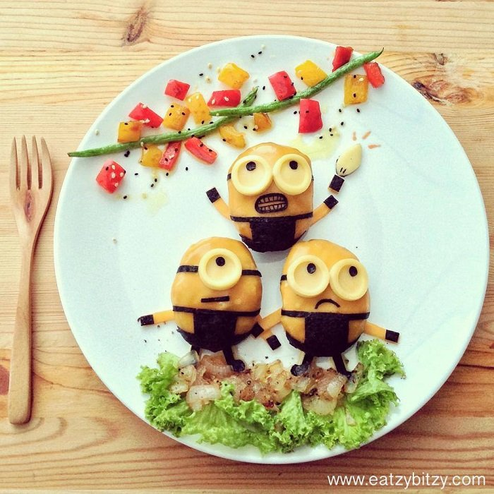 Samantha Lee Minions